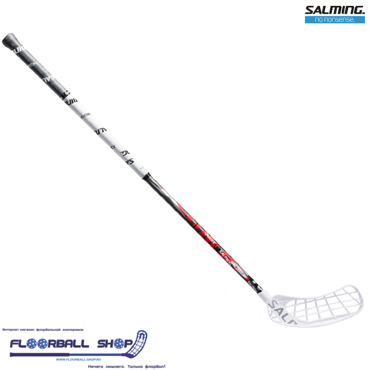Клюшка SALMING QUEST2 X-SHAFT KZTC 3.0 F29 100cm L