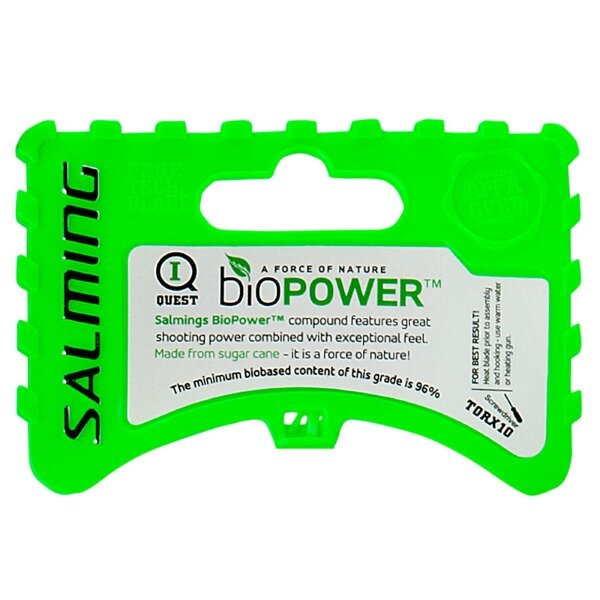 Крюк SALMING QUEST3 BIO POWER green L