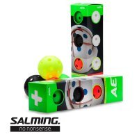 Мячи для флорбола SALMING AERO PLUS 4 MULTI ( 4шт)
