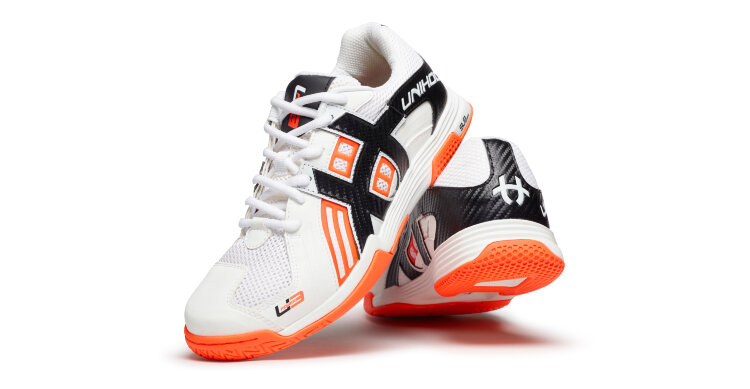 Кроссовки UNIHOC U3 Power Men white/orange