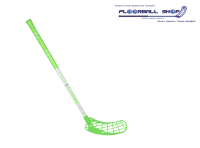 Клюшка UNIHOC EPIC Youngster 36 neon green/wh 75cm L