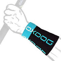 Напульсник OXDOG TOUR Long WristBand черн/голуб