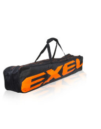 Сумка игрока EXEL LOGO BLACK/NEON ORANGE