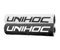Напульсник UNIHOC Maximus black/white 25cm