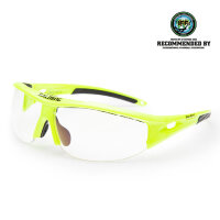 Очки SALMING PROT V1 FLUO YELLOW 115mm KID
