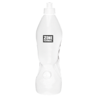 Бутылка ZONE PURE dual white 1.0L
