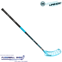 Клюшка UNIHOC EPIC Feather Light 26 black/blue 100cm L