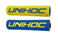 Напульсник UNIHOC Maximus blue/yellow 25cm