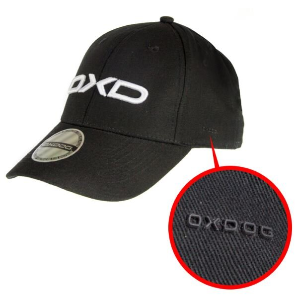 Кепка OXDOG BASE CAP черн