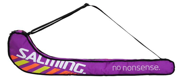 Чехол для клюшек SALMING TOUR STICKBAG JR 80-87cm PURPLE/PINK