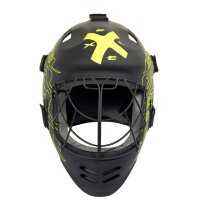 Шлем вратаря EXEL G2 HELMET BLACK/YELLOW JR